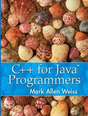Cover of C++ for Java Programmers