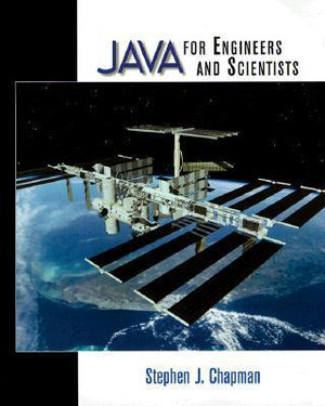 Cover of Java for Engineers and Scientists