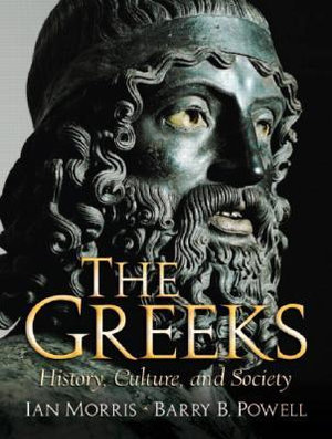 Cover of The Greeks