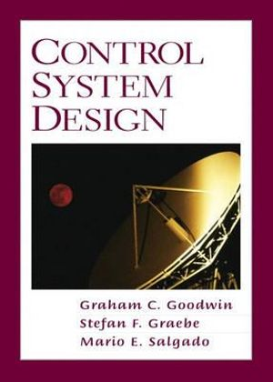 Cover of Control system design