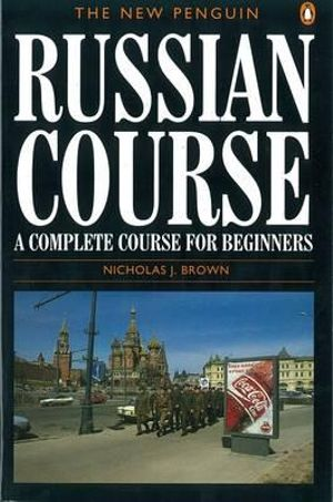Cover of The New Penguin Russian Course
