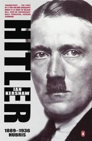 Cover of Hitler 1889-1936