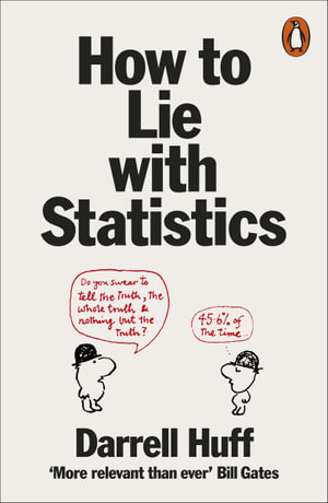 Cover of How to Lie with Statistics
