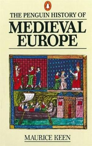 Cover of Penguin History of Medieval Europe