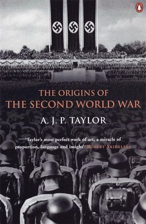 Cover of Origins of the Second World War The