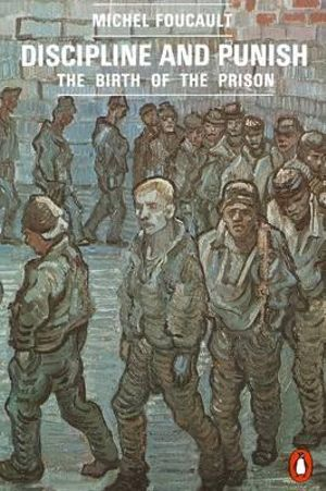 Cover of Discipline and Punish
