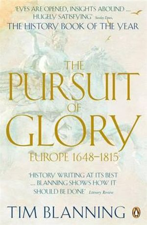 Cover of Pursuit of Glory: Europe 1648-1815 The