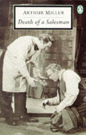 Cover of Death of a Salesman