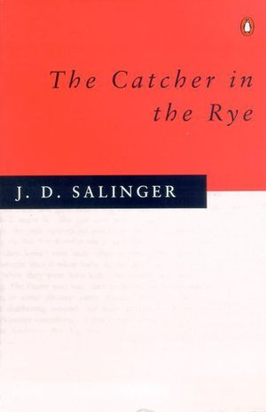 Cover of Catcher in the rye. Per le Scuole superiori