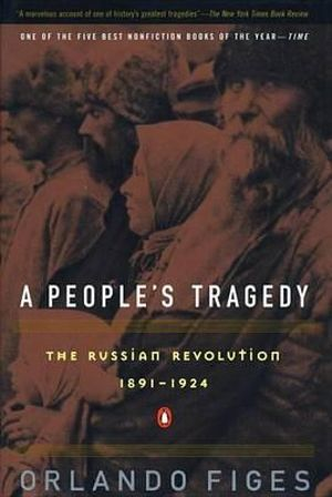 Cover of A People's Tragedy