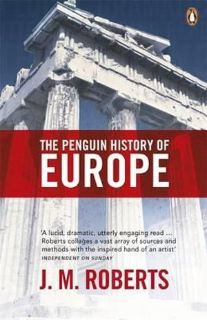 Cover of The Penguin History of Europe