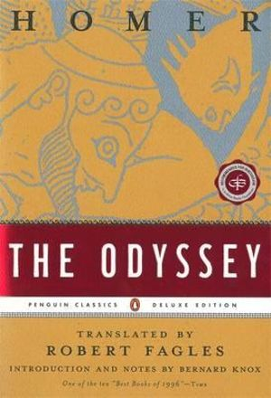 Cover of Odyssey (Penguin Classics Deluxe Edition) The