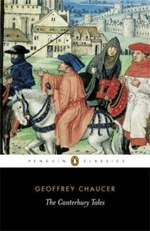 Cover of Canterbury Tales The