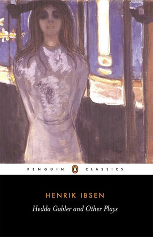 Cover of Hedda Gabler and Other Plays