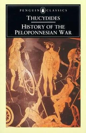 Cover of History of the Peloponnesian War