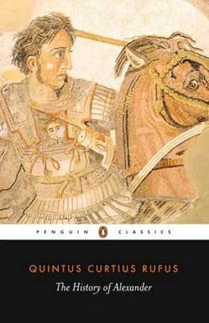 Cover of The History of Alexander