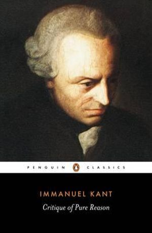 Cover of Critique Of Pure Reason