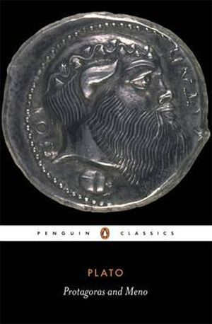 Cover of Protagoras and Meno