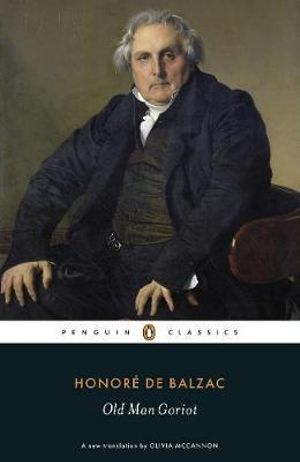 Cover of Old Man Goriot