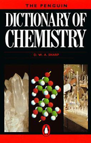 Cover of The Penguin Dictionary of Chemistry