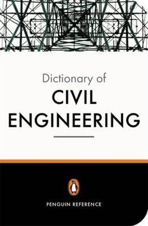 Cover of The new Penguin dictionary of civil engineering
