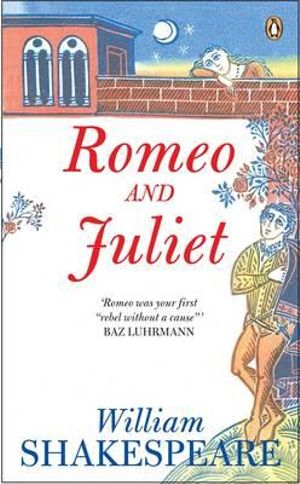 Cover of Romeo and Juliet