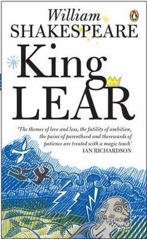 Cover of King Lear: Penguin Shakespeare