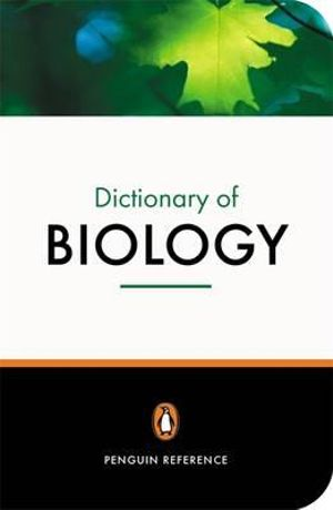 Cover of The Penguin Dictionary Of Biology