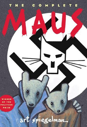 Cover of The Complete Maus