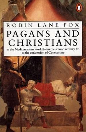 Cover of Pagans and Christians