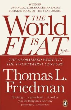 Cover of The World is Flat