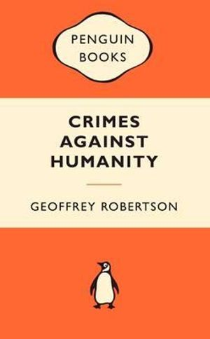 Cover of Crimes Against Humanity: Popular Penguins