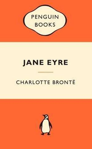 Cover of Jane Eyre