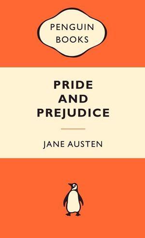 Cover of Pride and Prejudice