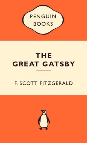 Cover of The Great Gatsby