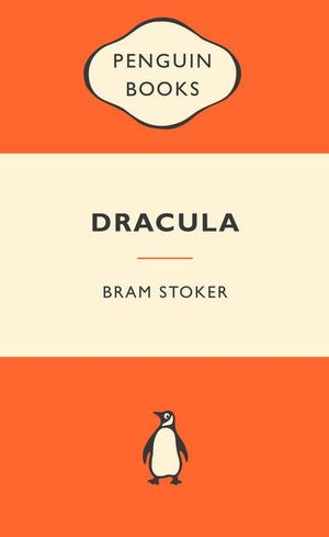 Cover of Dracula: Popular Penguins