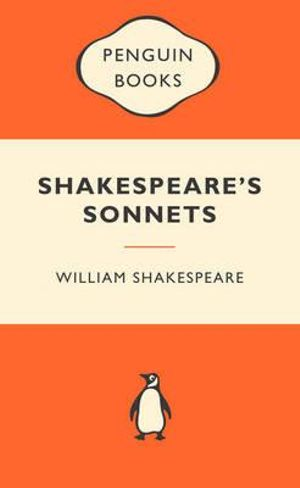 Cover of Shakespeare's Sonnets