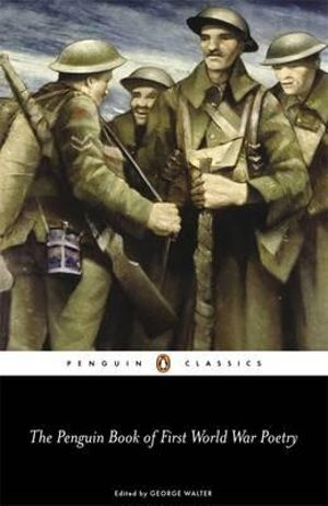 Cover of The Penguin Book of First World War Poetry