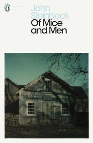 Cover of Of Mice & Men