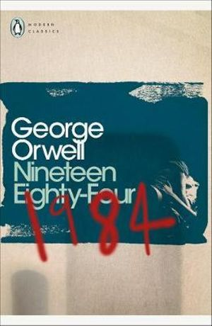 Cover of Nineteen Eighty Four