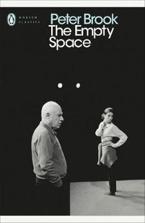Cover of The Empty Space
