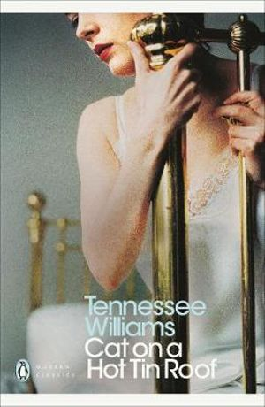 Cover of Cat on a Hot Tin Roof