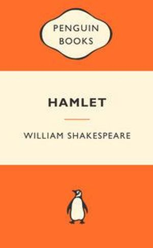 Cover of Hamlet: Popular Penguins