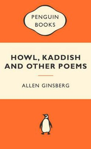 Cover of Howl, Kaddish and Other Poems