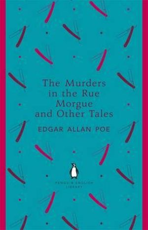 Cover of The Murders in the Rue Morgue and Other Tales