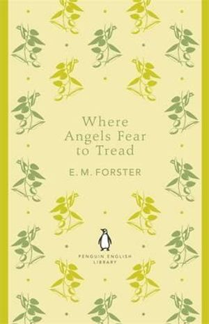 Cover of Where Angels Fear to Tread