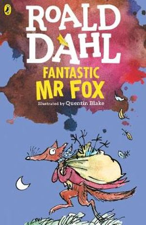 Cover of Fantastic Mr Fox