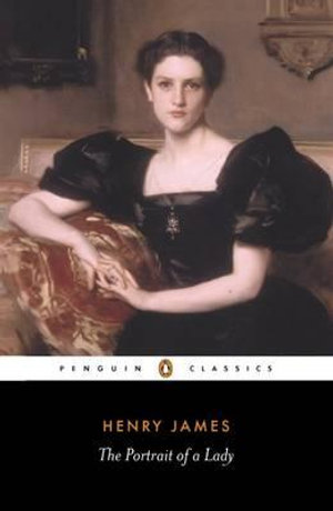 Cover of The portrait of a lady