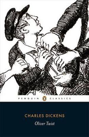 Cover of Oliver Twist, Or, The Parish Boy's Progress