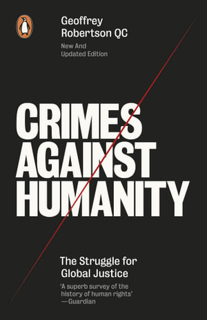 Cover of Crimes Against Humanity